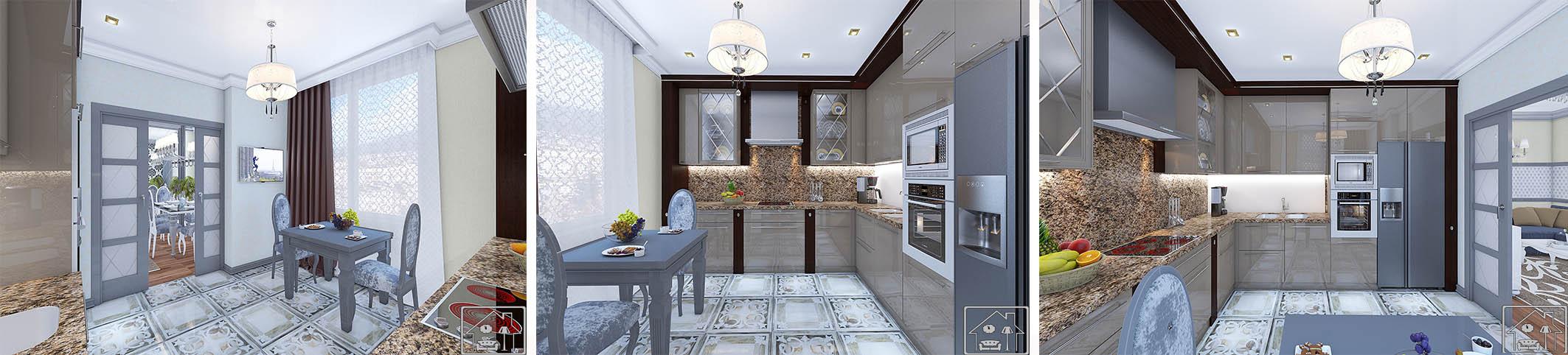 Кухня -Скаволини