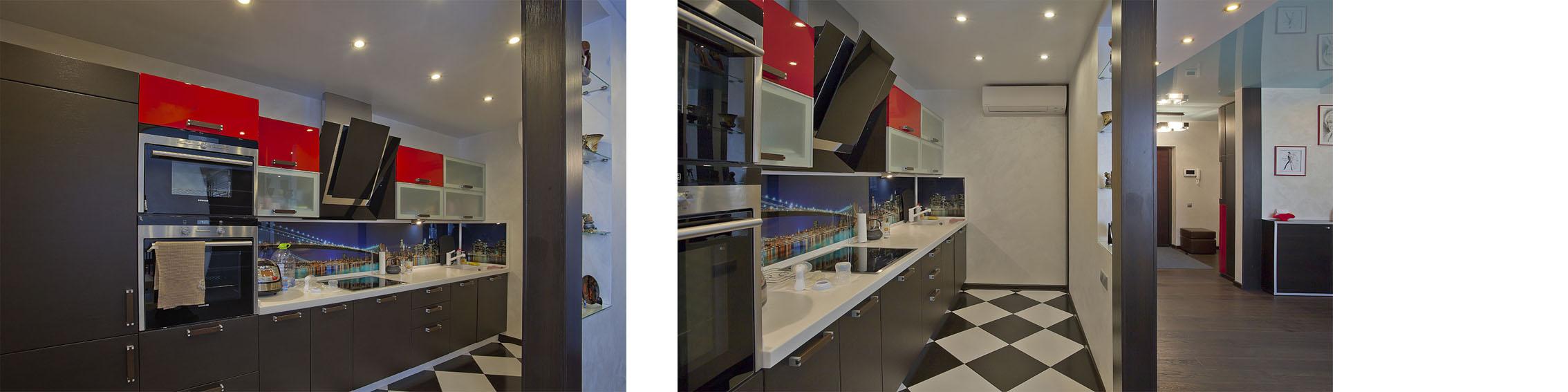 Кухня в современном стиле ч.2