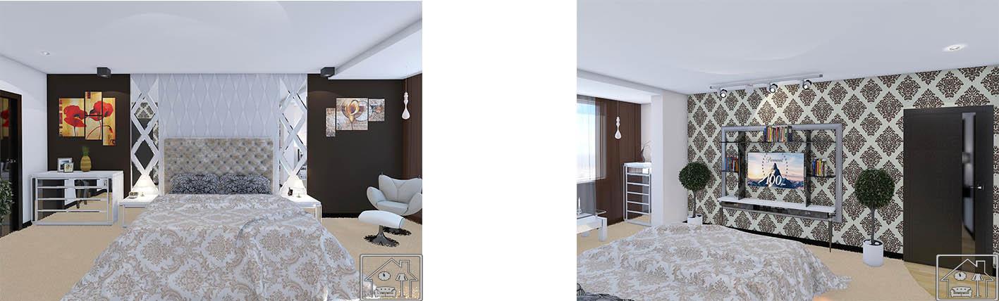Спальня АР ДЕКО 1
